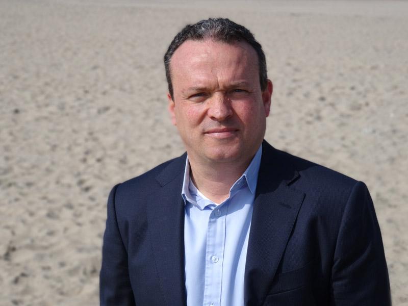 Erik Schüssel, oprichter Kitech Recruitment B.V.