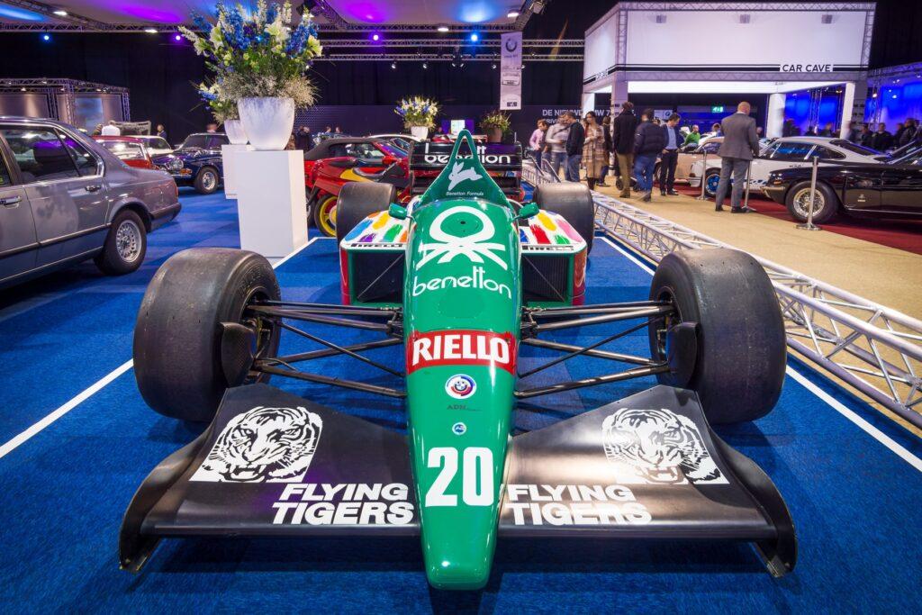 Ongeleide projectielen in de Formule 1
