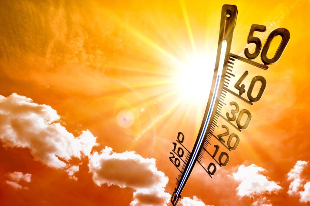 Hittegolf: 2% productiviteitsverlies per graad temperatuurstijging